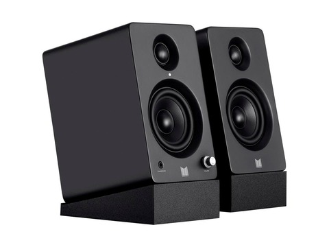 2020 Best Compact Powered Speakers Monoprice MM-3 in Malaysia Black.jpg
