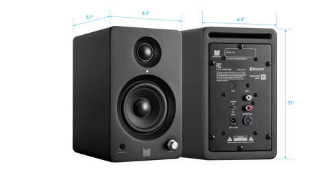 Monoprice MM-3 High Quality Computer Audio Speakers Malaysia.jpg