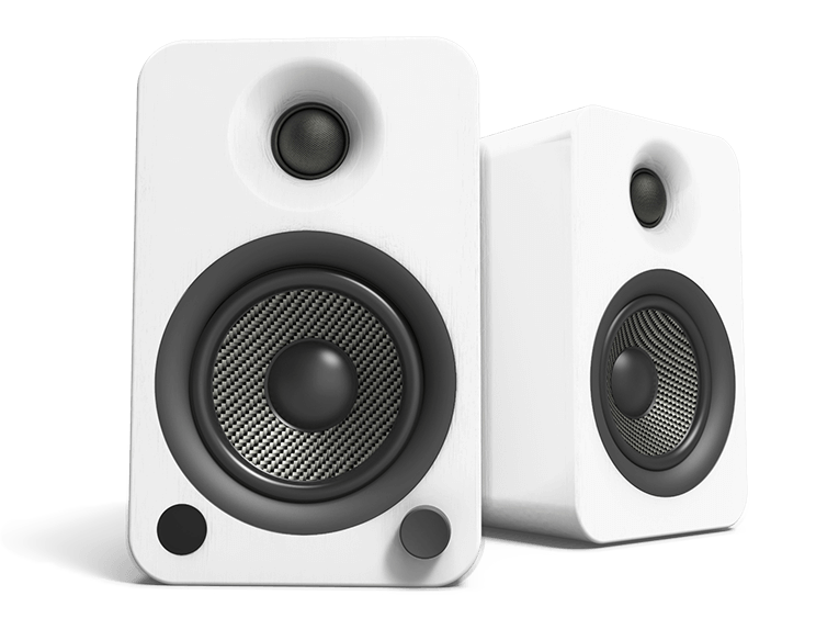 Kanto YU4 Active Speakers with Bluetooth & Phono Preamp