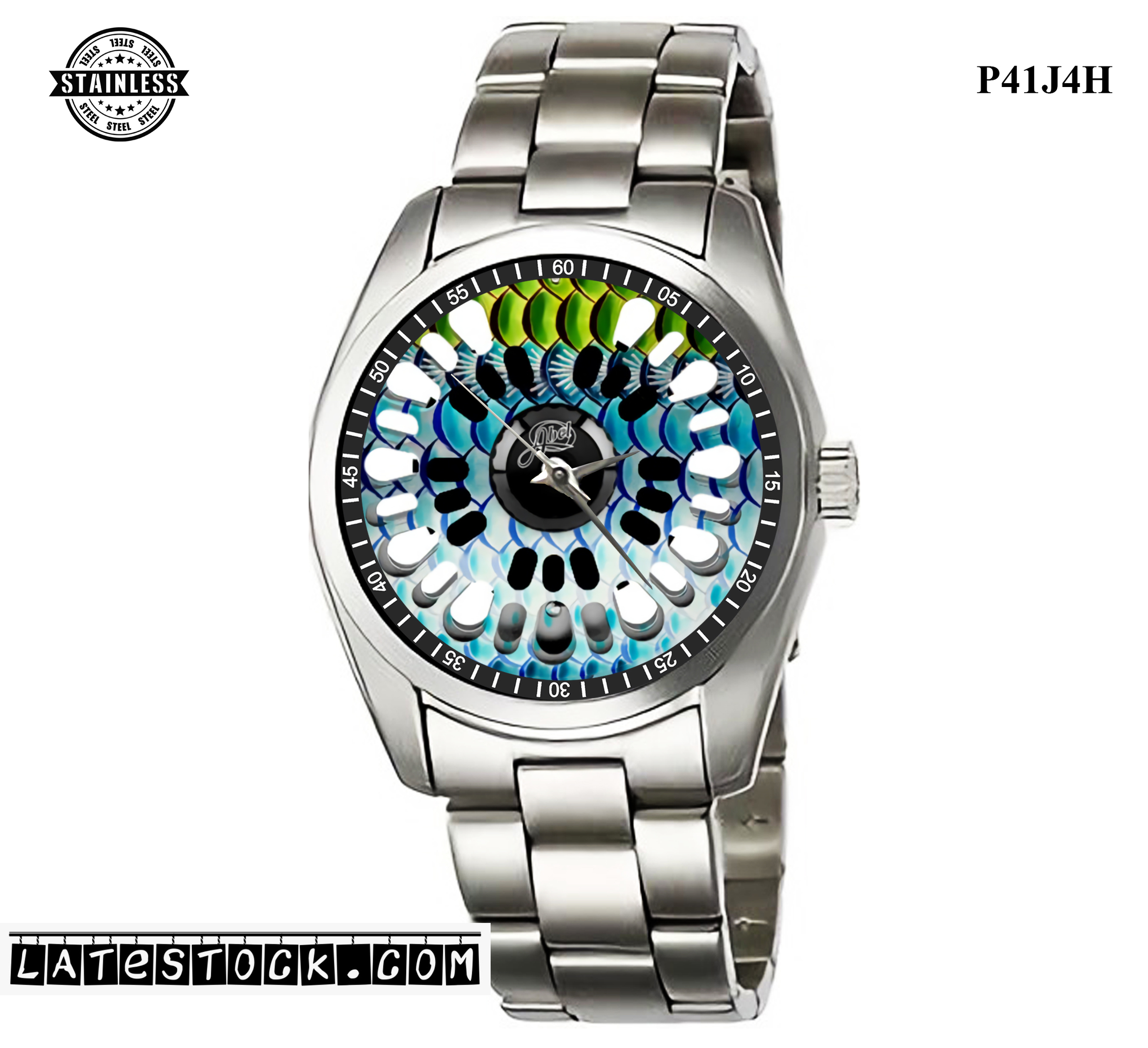 1.3LIMITED EDITION!!Abel Super SeriesLarge Arbor Fly Sport Metal Watch b.jpg