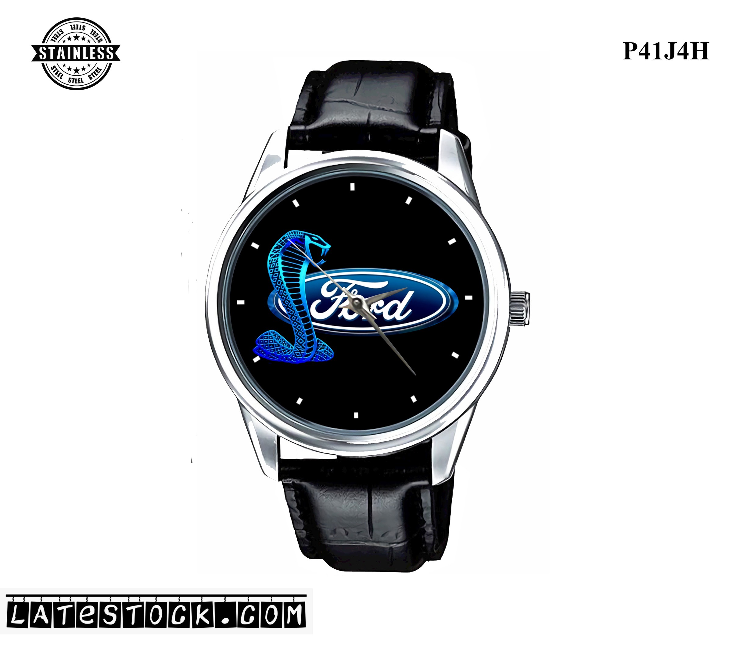 1LIMITED EDITION!!Ford Mustang Shelby Cobra Sport Metal Watch A.jpg