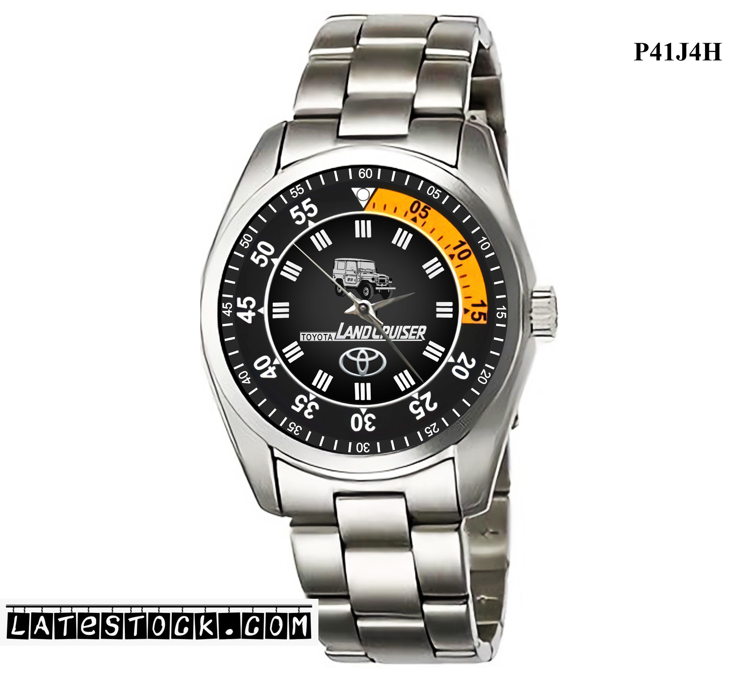 1LIMITED EDITION!! Toyota Cruiser steel Sport Metal Watch B.jpg