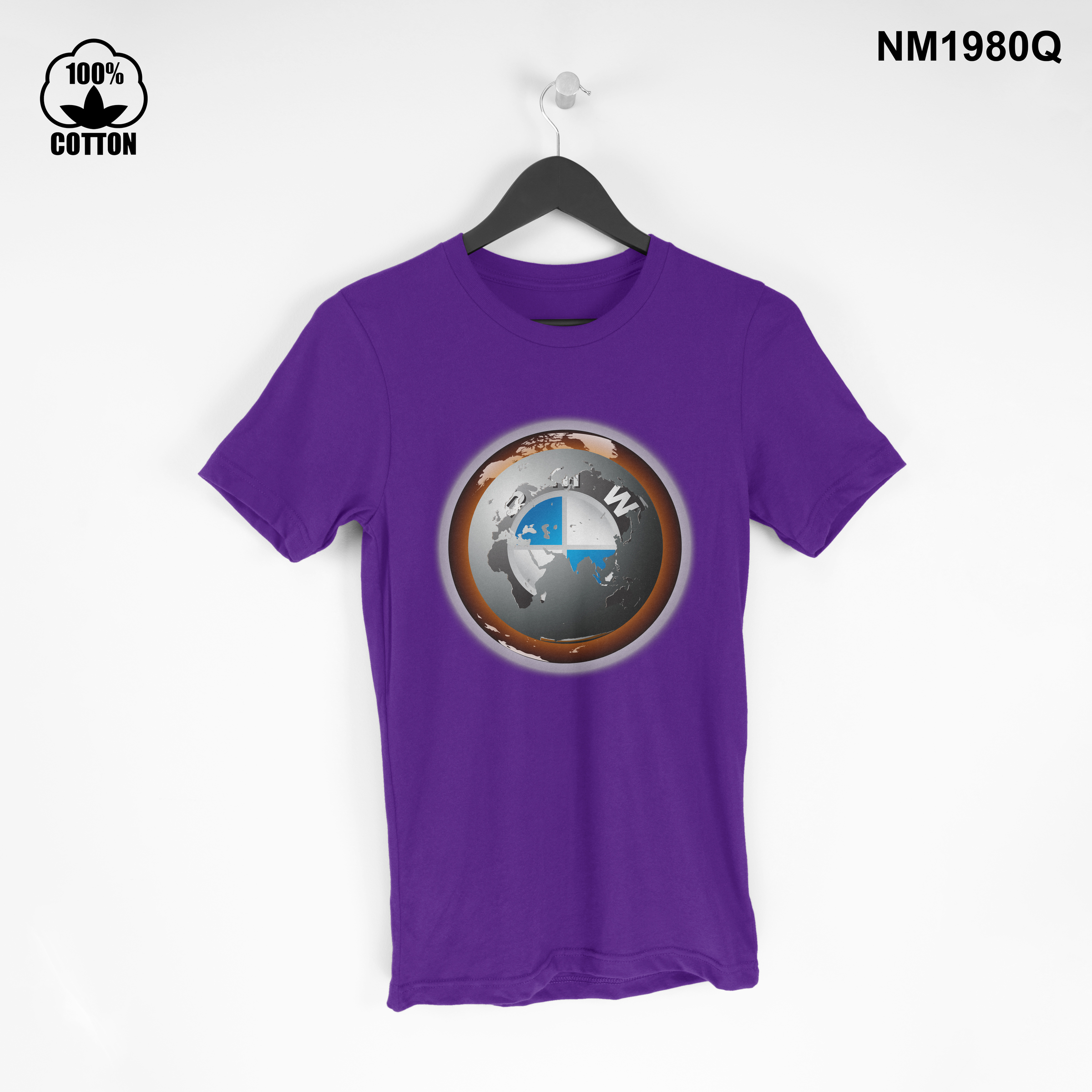 1.31 new item 2019 bmw in the world t Shirt Tee Unisex blue violet.jpg