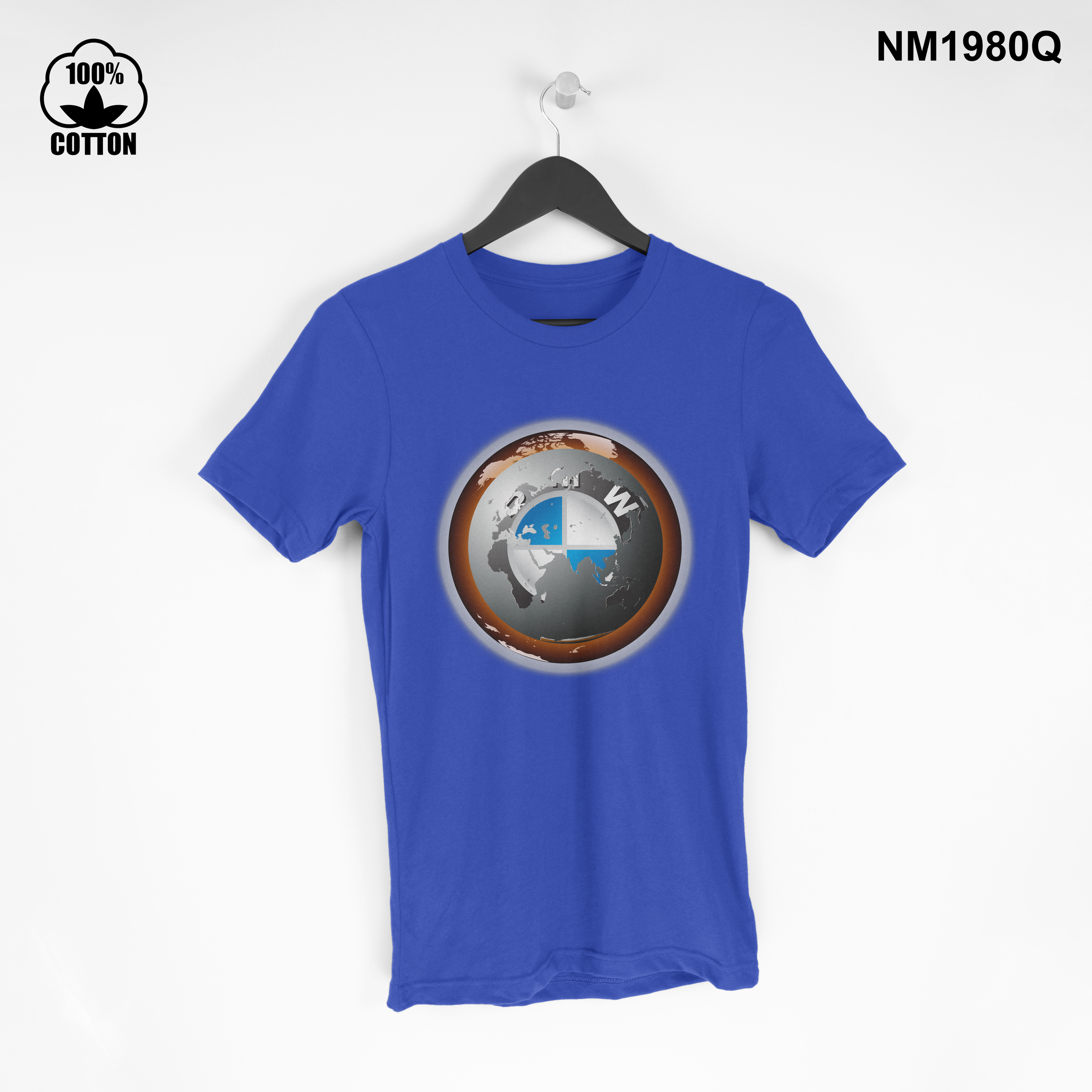 1.31 new item 2019 bmw in the world t Shirt Tee Unisex dodger blue.jpg