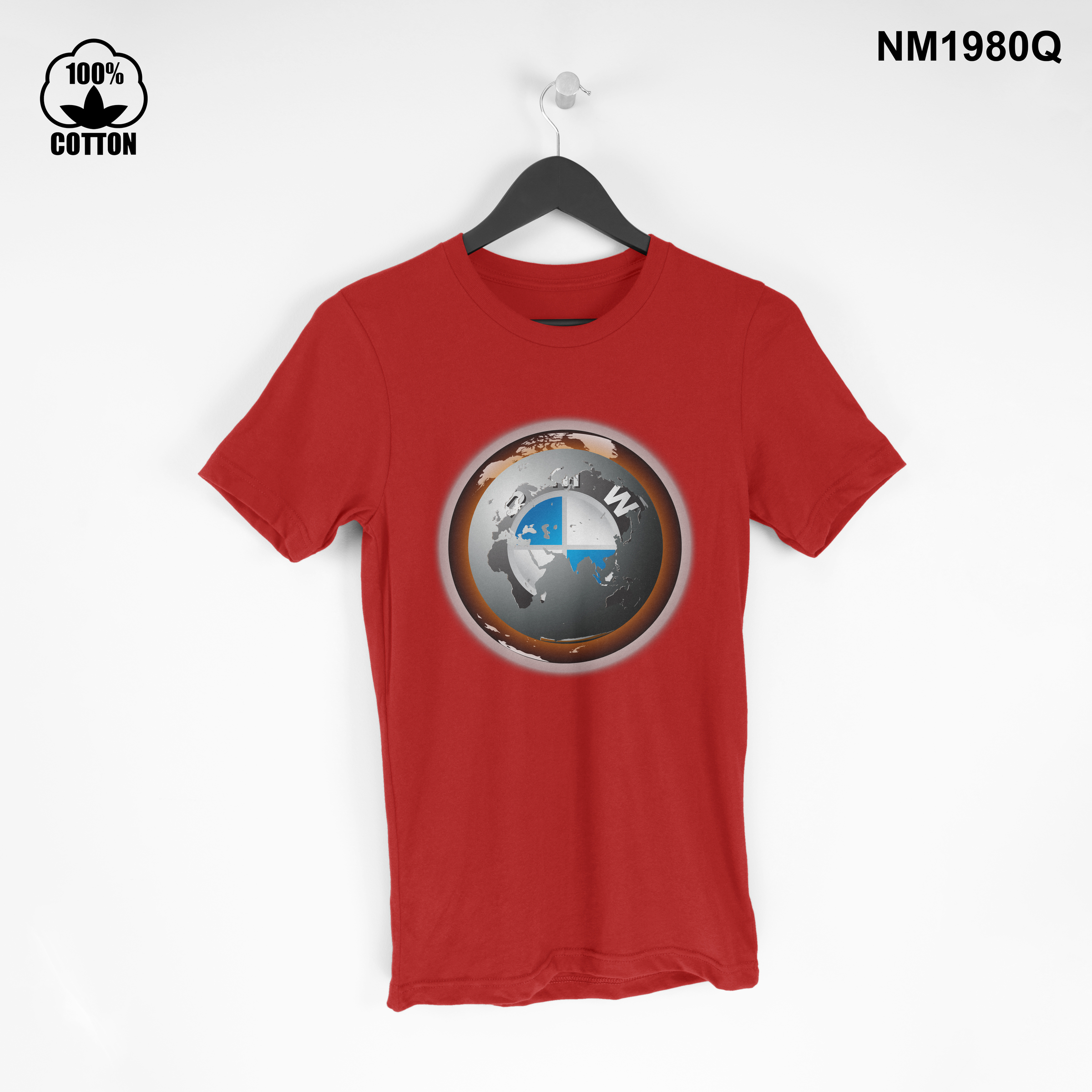 1.31 new item 2019 bmw in the world t Shirt Tee Unisex red.jpg