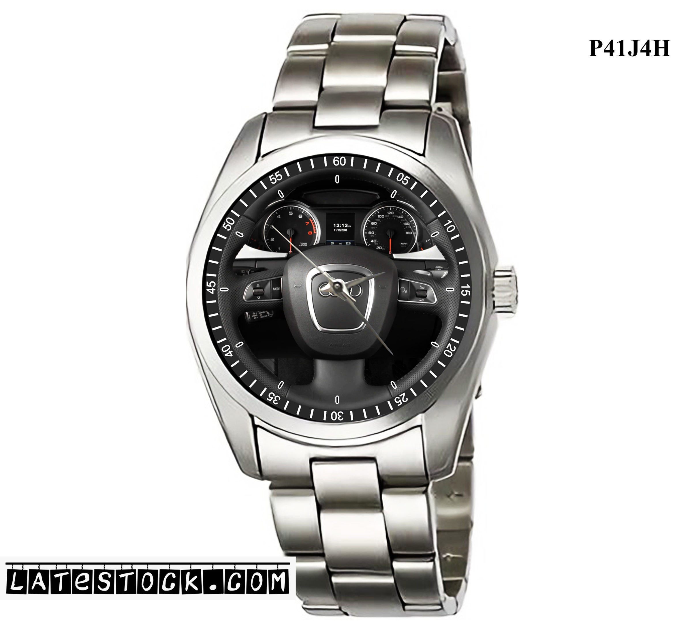 1.8LIMITED EDITION!!Audi a7 Q7 Sport Metal Watch.jpg