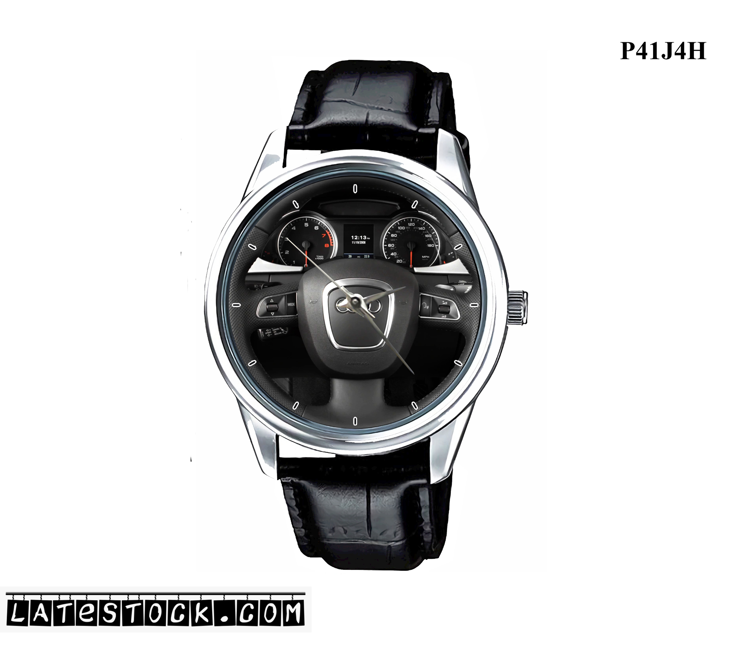 PJ1.8LIMITED EDITION!!Audi a7 Q7 Sport Metal Watch a.jpg