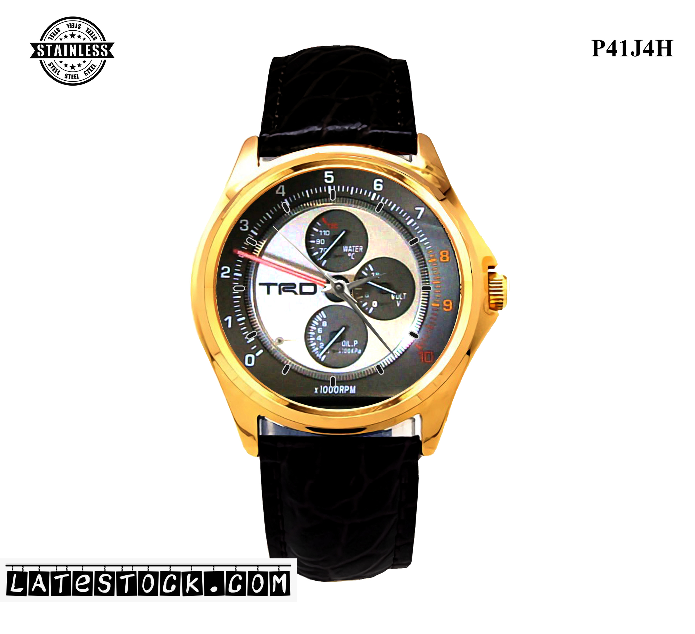 PJ23 LIMITED EDITION!! ALTEZZA RS200 TRD RACING Speedometer Sport Metal Watch a.jpg