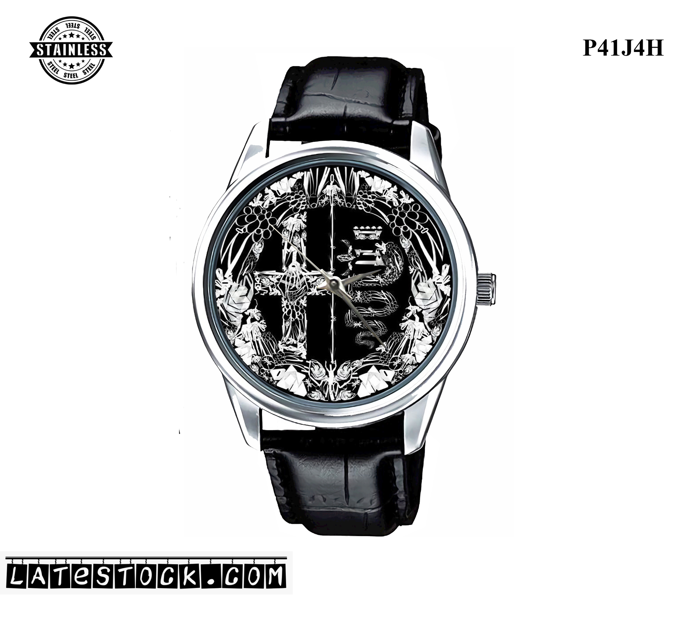 PJ26 LIMITED EDITION!! Artistic Alfa Romeo steel Sport Metal Watch a.jpg