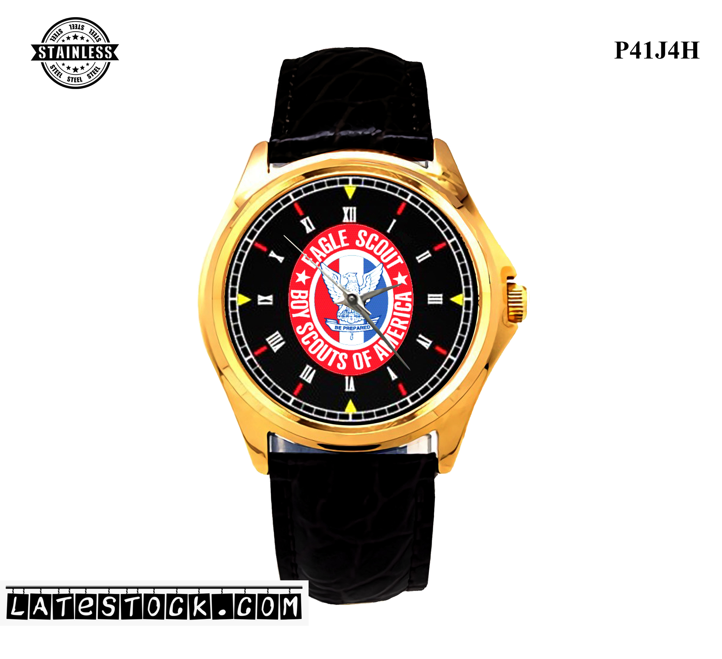 LIMITED EDITION!! Boy Scout Of America Sport Metal Watch.jpg