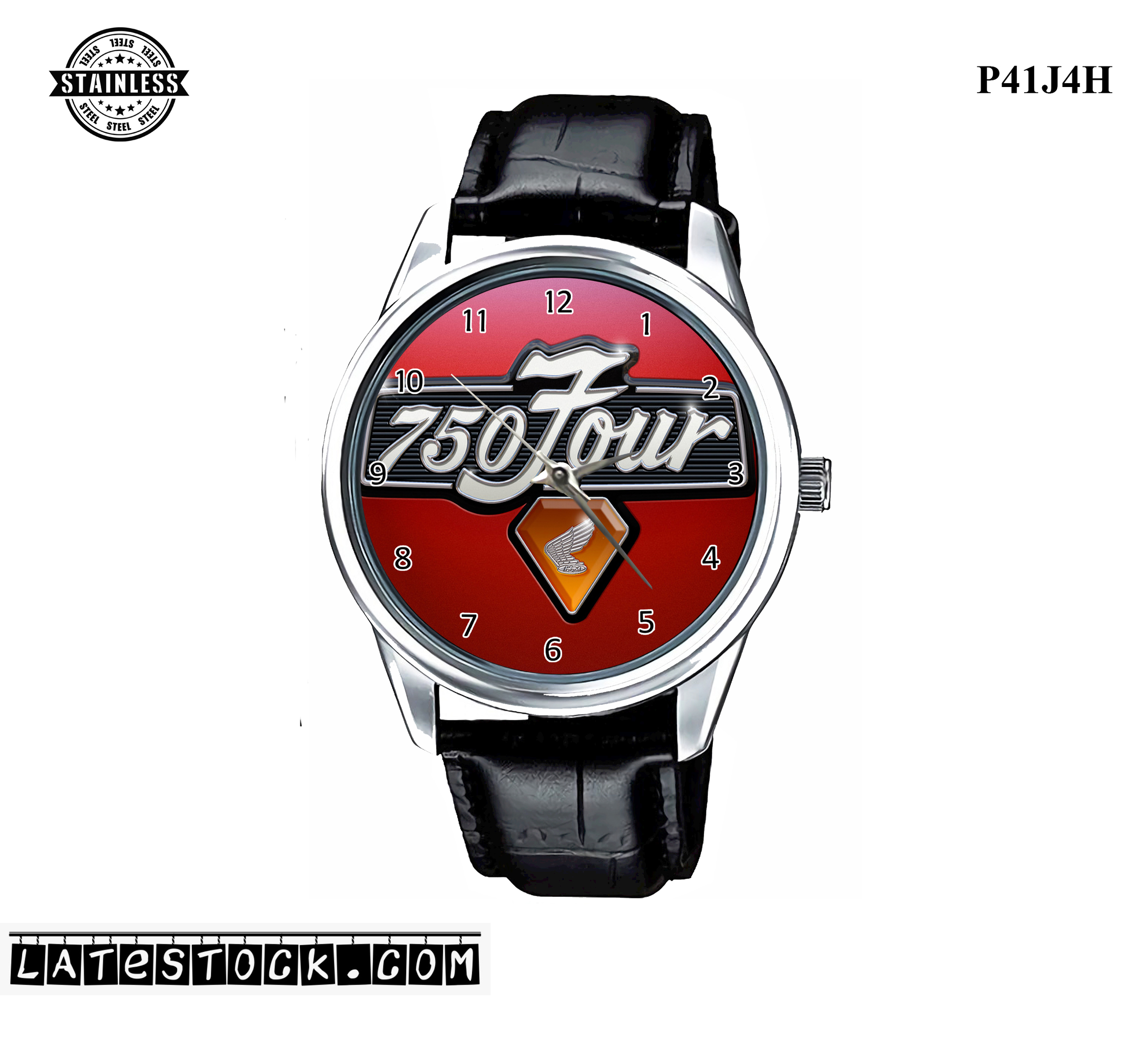 PJ57 LIMITED EDITION!! CB750 Four Honda Sport Metal Watch a.jpg
