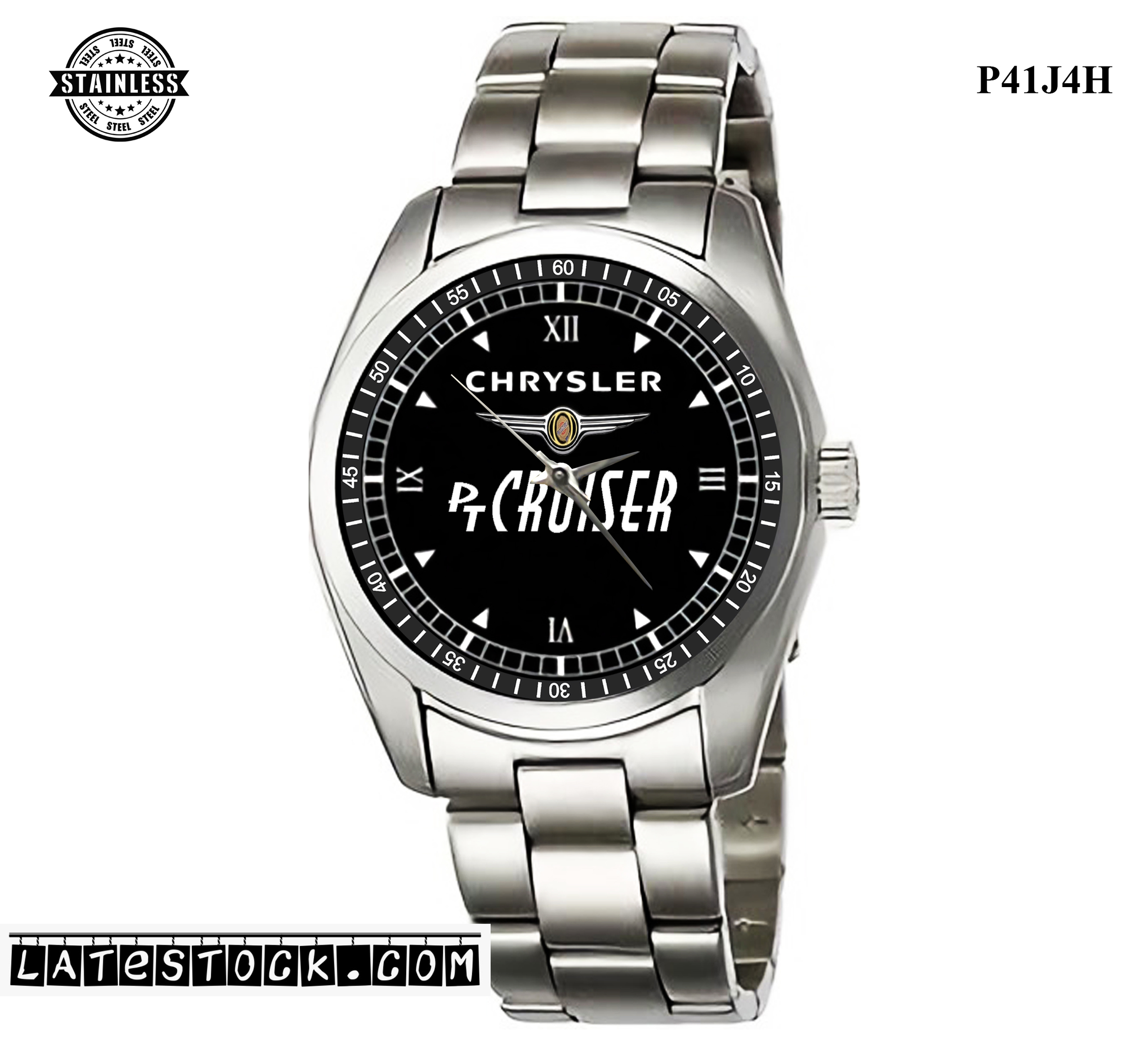 LIMITED EDITION!! CHRYSLER PT CRUISER Sport Metal Watch.jpg