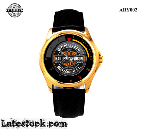 2.Rare new design_Harley Davidson Genuine_Sport Metal Watches.jpg