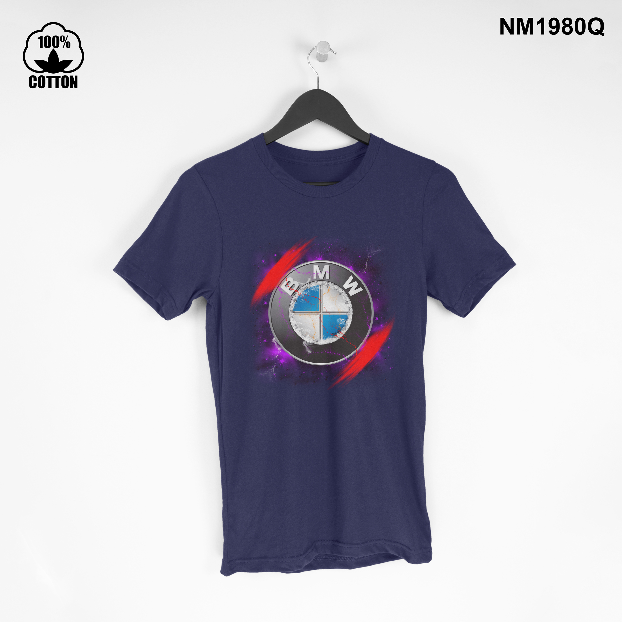 1.47 Rare Iitem BMW space New Design T Shirt Tee Unisex dark blue.jpg