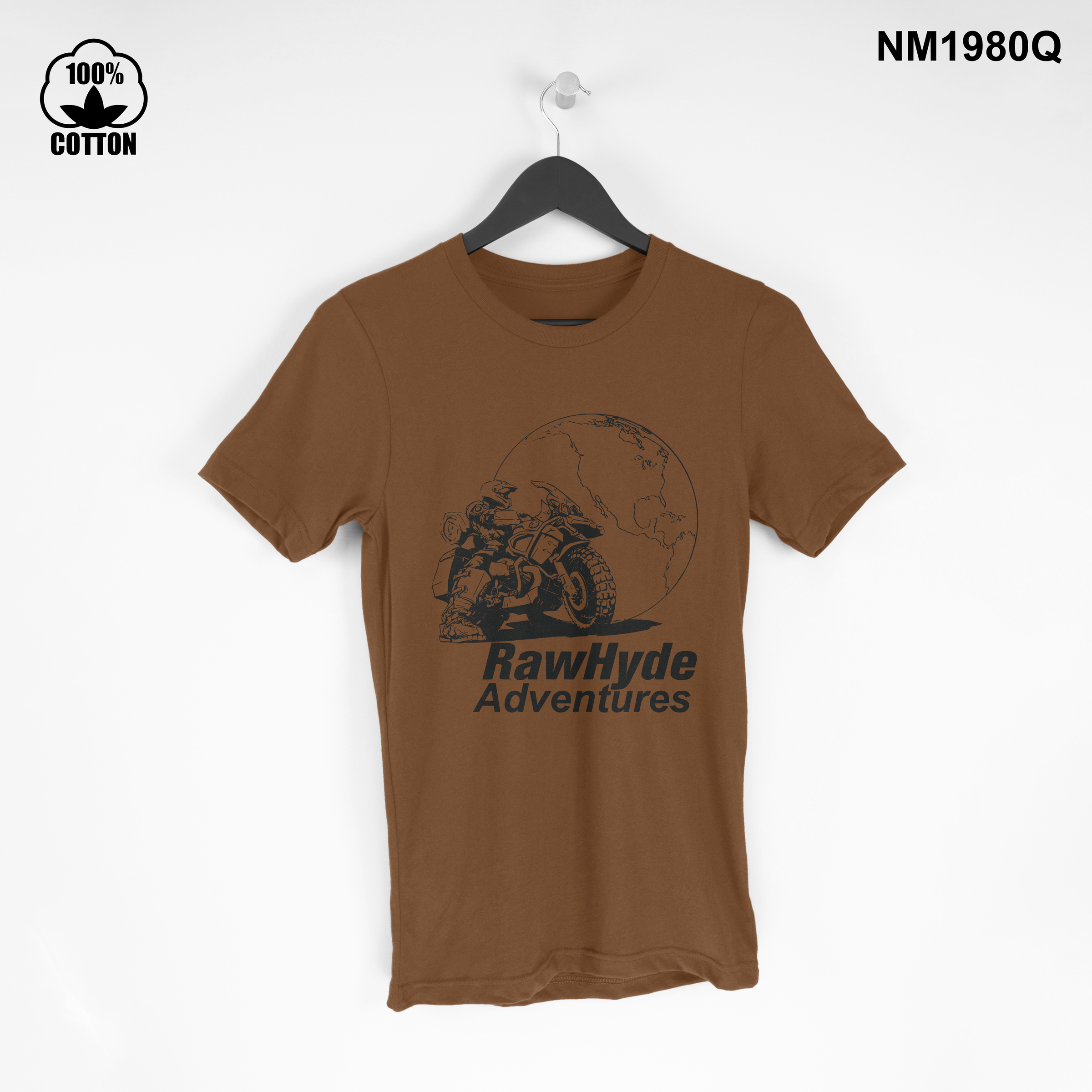 1.48 New Design Raw Hyde Adventures Idea From  BMW R1200GS In The World saddle brown.jpg