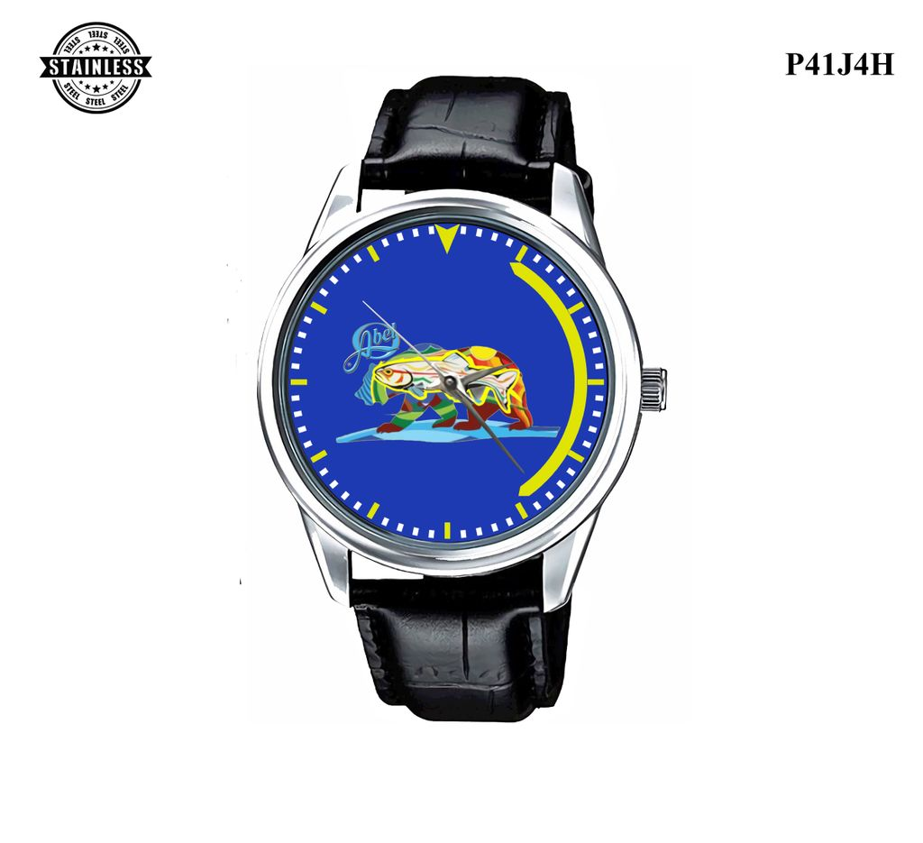 LIMITED EDITION!! ABEL CALIFORNIA BEAR TECHNICAL SERIES SPORT METAL WATCH BEST GIVE a.jpg