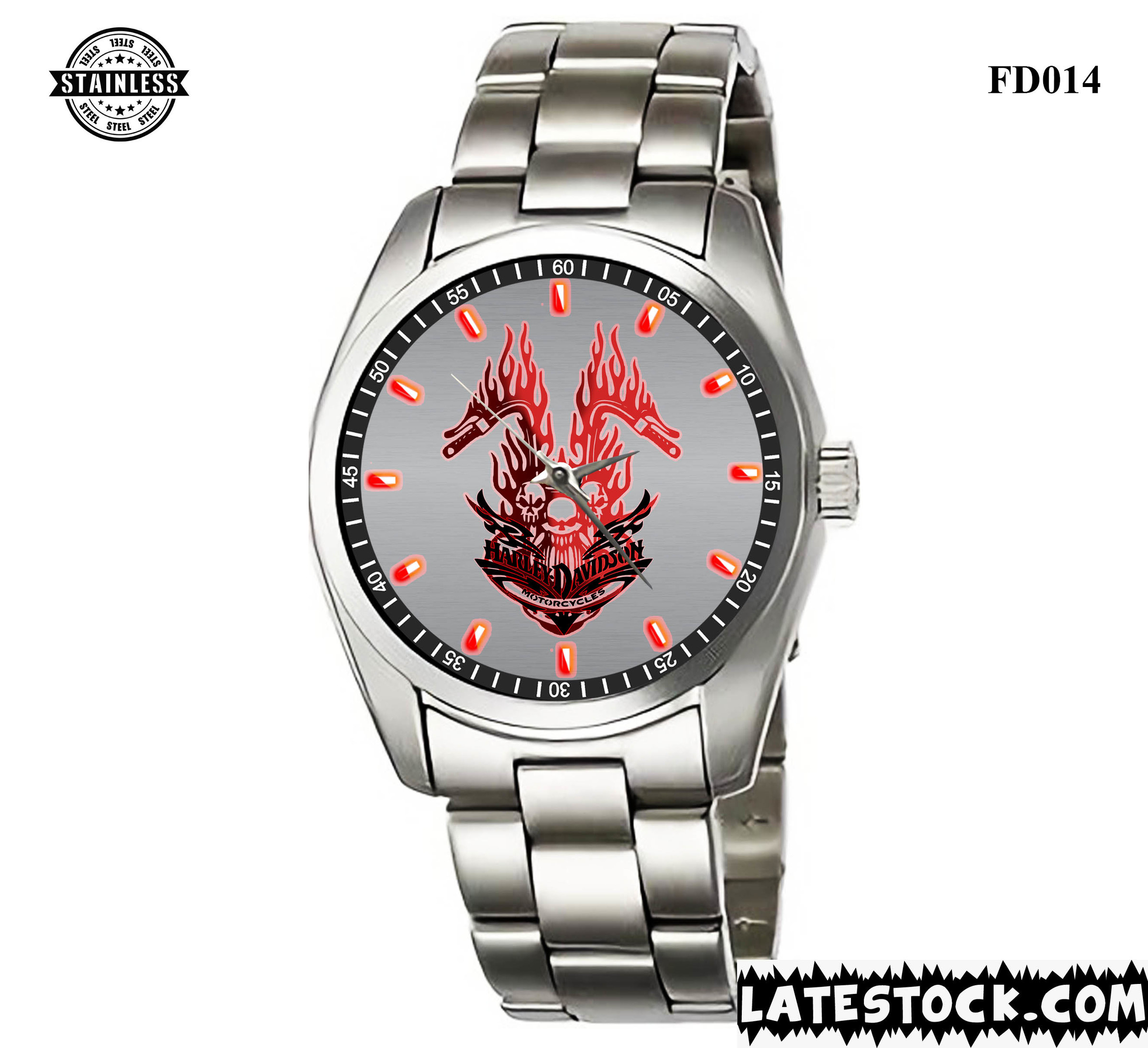 New !!! Rare limited edition Harley-Davidson-Motorcycle-Logo-Sport-Metal-Watches.jpg