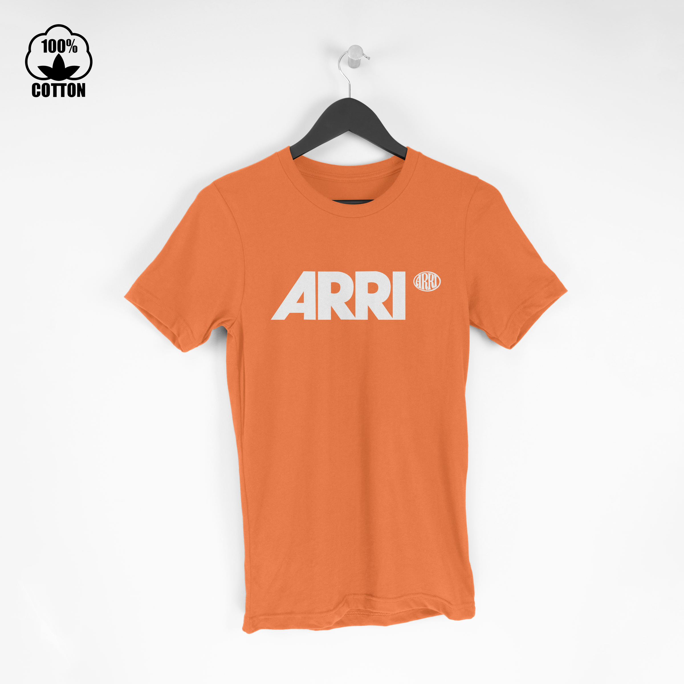 Arri Inspiring Your Vision Small Logo New Mens Tshirt Tee Size S-XXL Chocolate.jpg