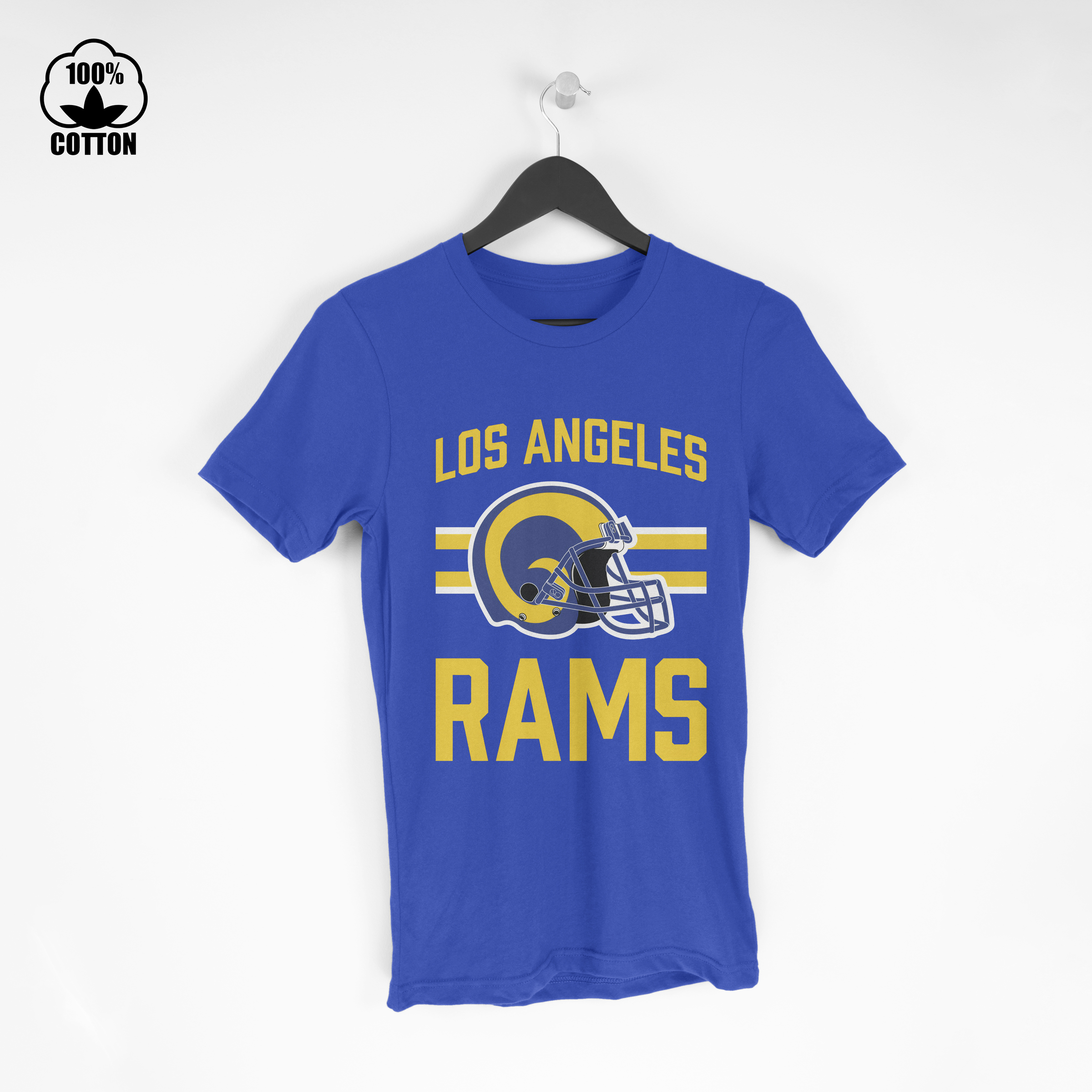 LIMITED EDITION!! Los Angeles Rams OD4 T Shirt Tee Dodger Blue.jpg