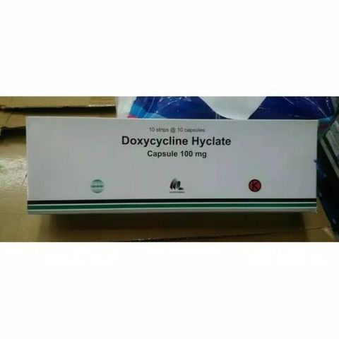 Hot Sale! Hyclate Doxycycline100mg Capsule Can Use For Chlamydia Infections.jpg