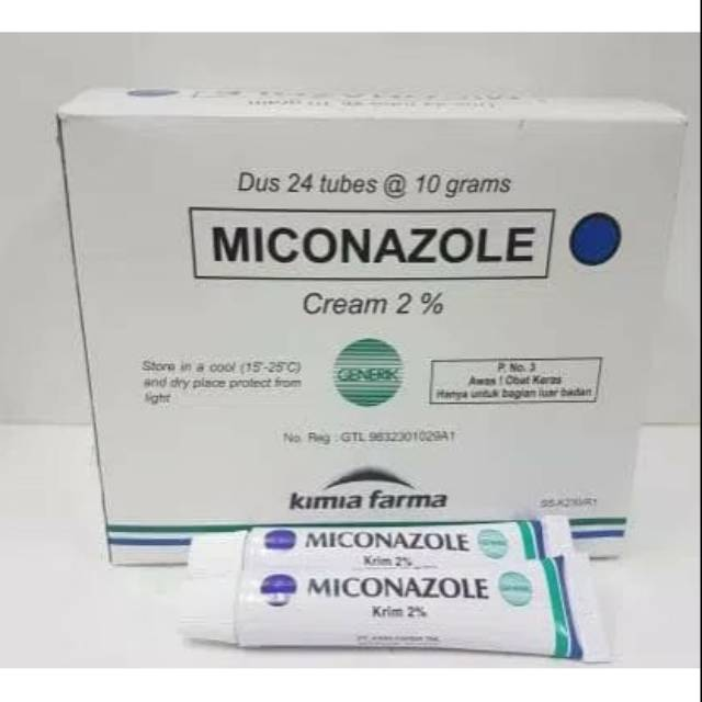 MICONAZOLE CR 2% 10G Topical Antifungal And Antiparasitic