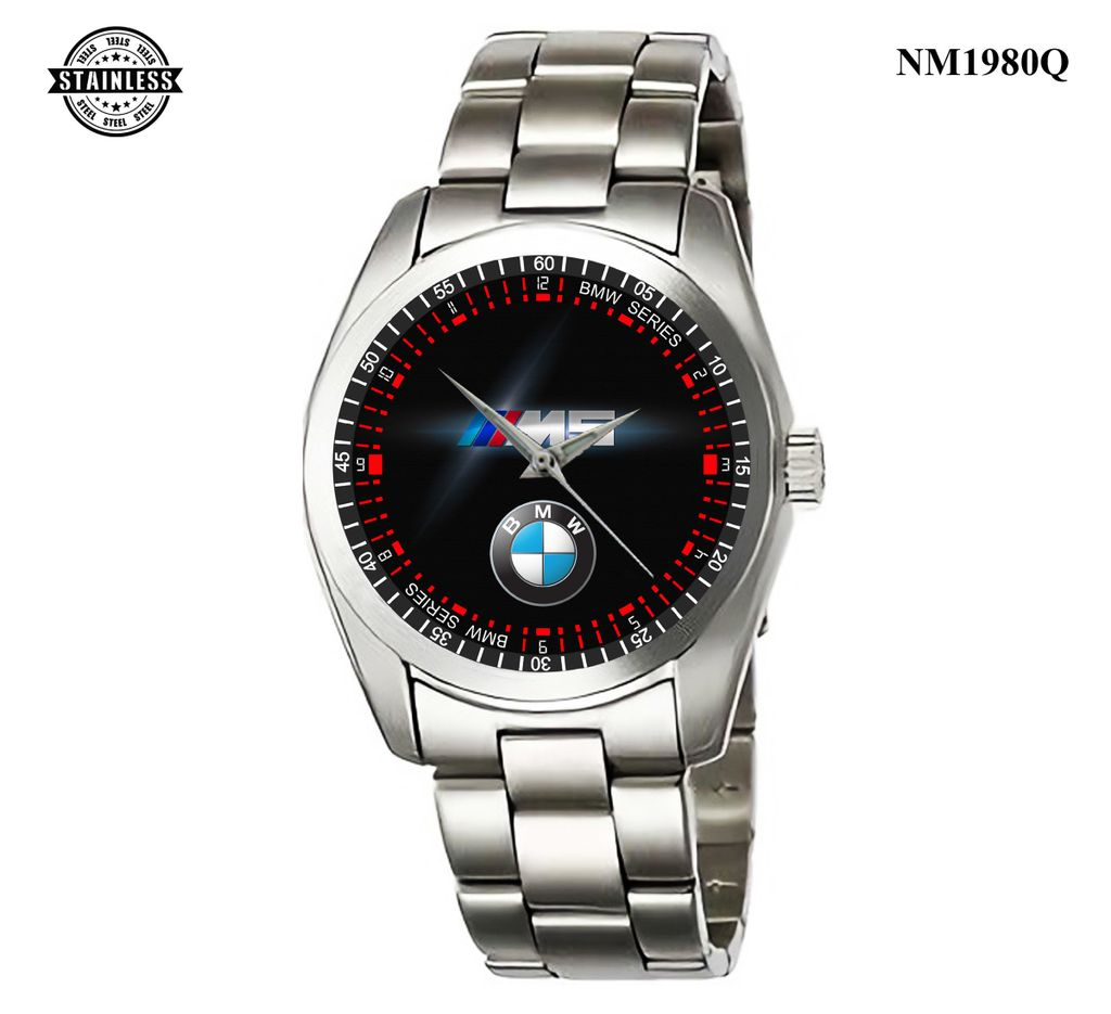 1.51 New Design Mens jewelery The all-new BMW M5 Series Coupe Sport Metal Watch.jpg