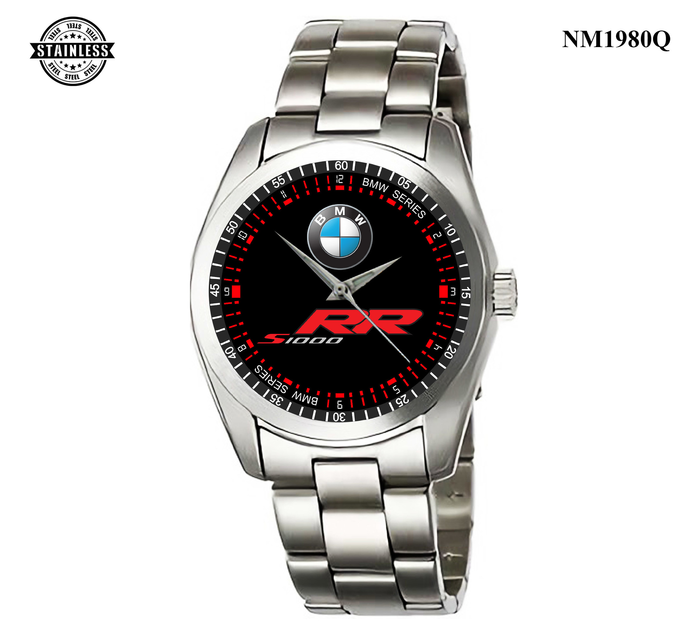 1.53 New Design Mens jewelery BMW S 1000 RR Sport Metal Watch.jpg