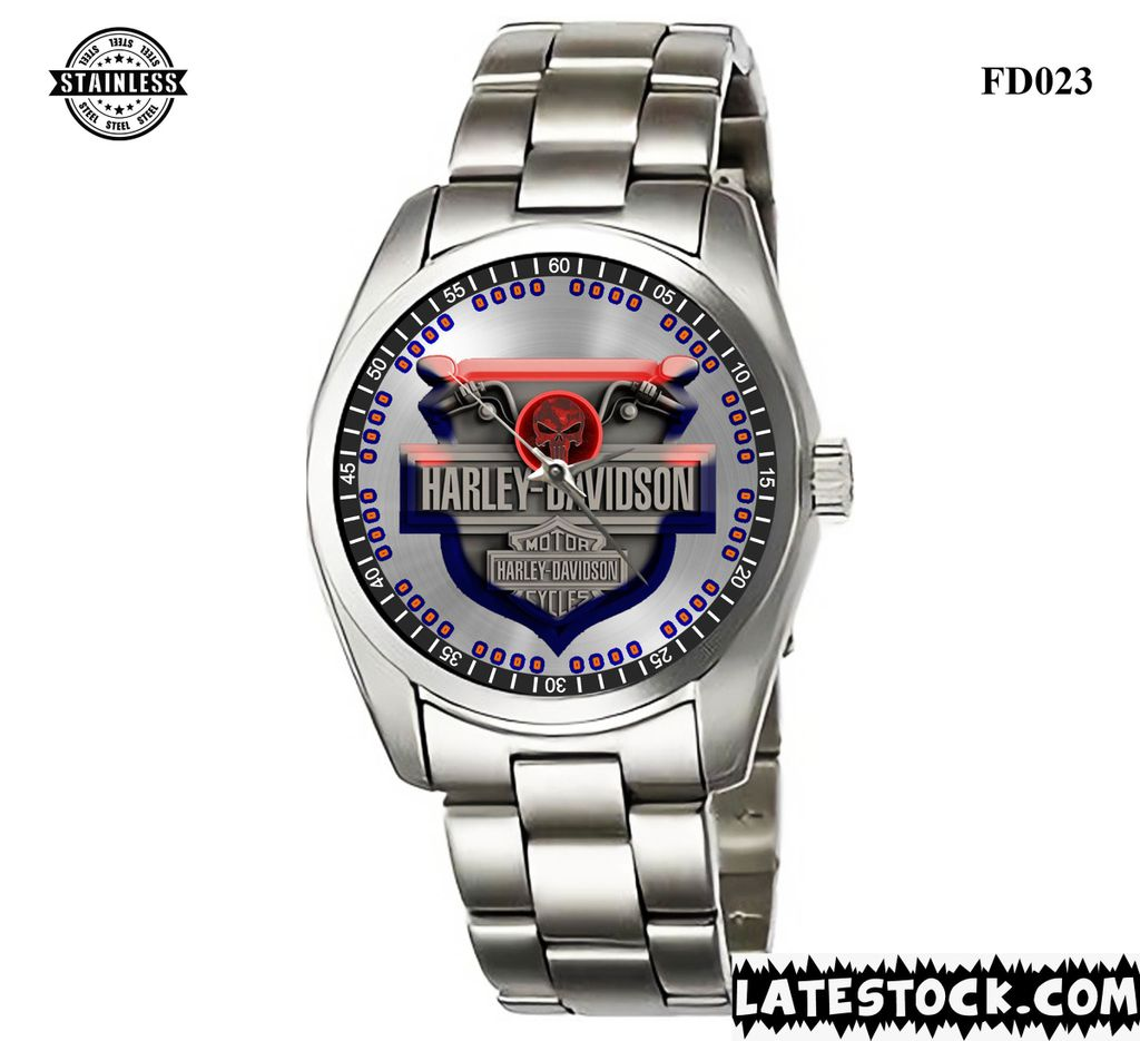 LIMITED EDITION !!! NEW HARLEY-DAVIDSON-MOTORCYCLE-LOGO-SPORT-METAL-WATCHES.jpg