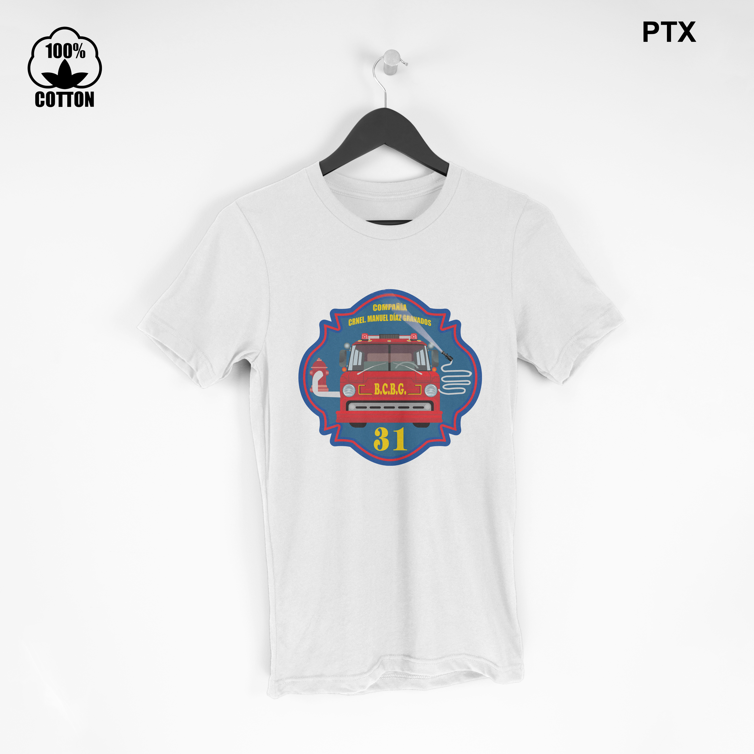 The Alley Tees T-Shirt Size S-XXL USA White.jpg