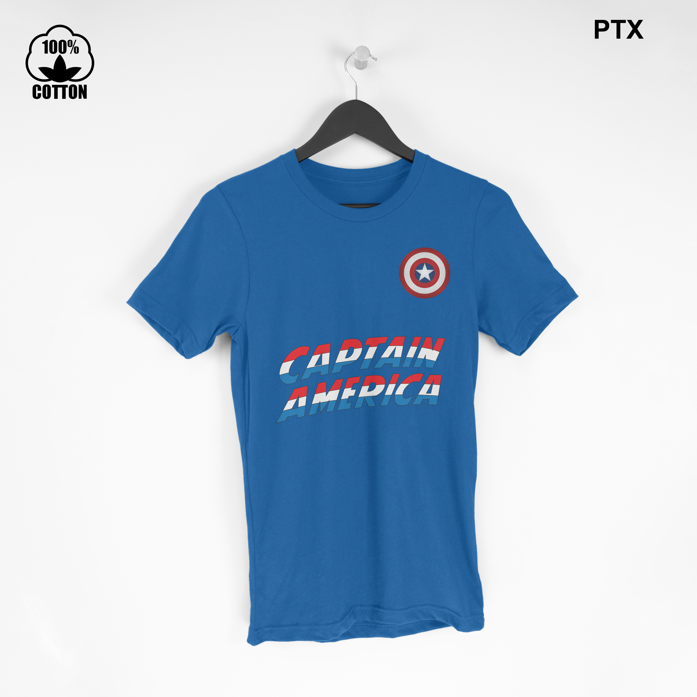 Captain America T-Shirt Size S-XXL USA RoyalBlue.jpg