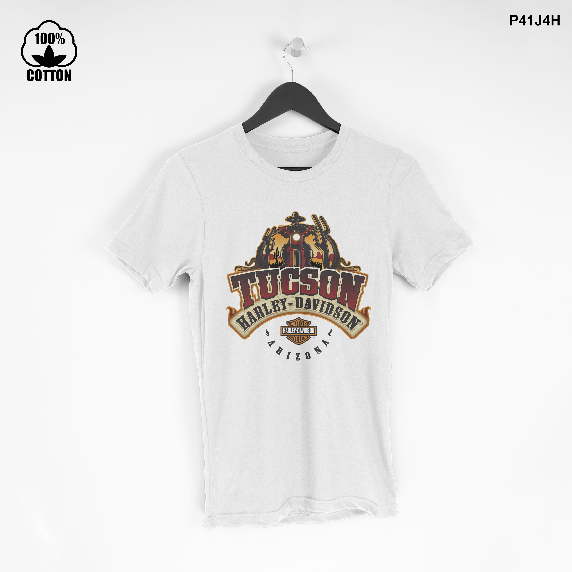LIMITED EDITION!! old-pueblo-harley-davidson-of-tucs-motorcycle T Shirt Tee White.jpg