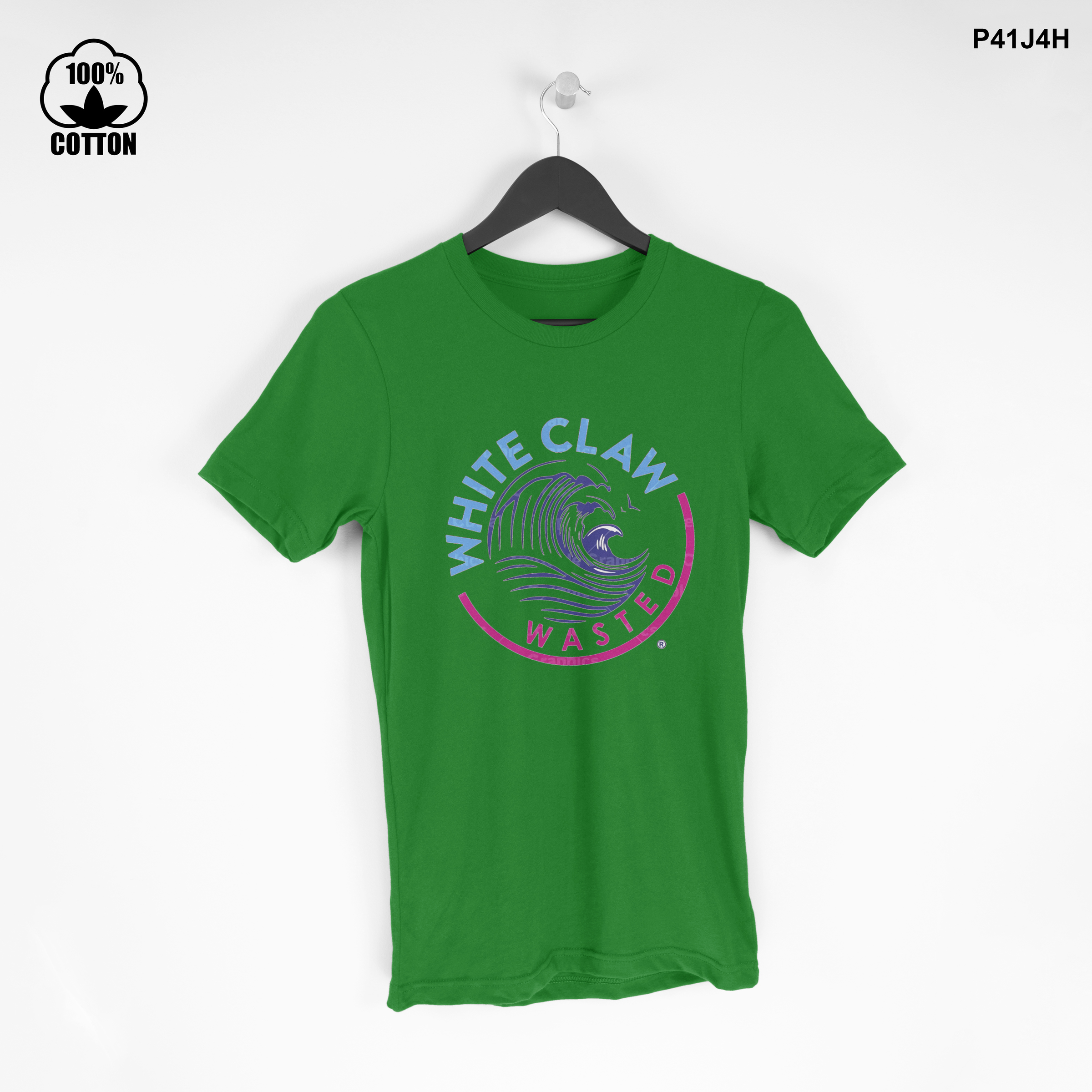 LIMITED EDITION!! Beer White Claw Hard Seltzer Carbonated Water Logo Cider T SHIRT TEE BEST GIVE Spring green.jpg