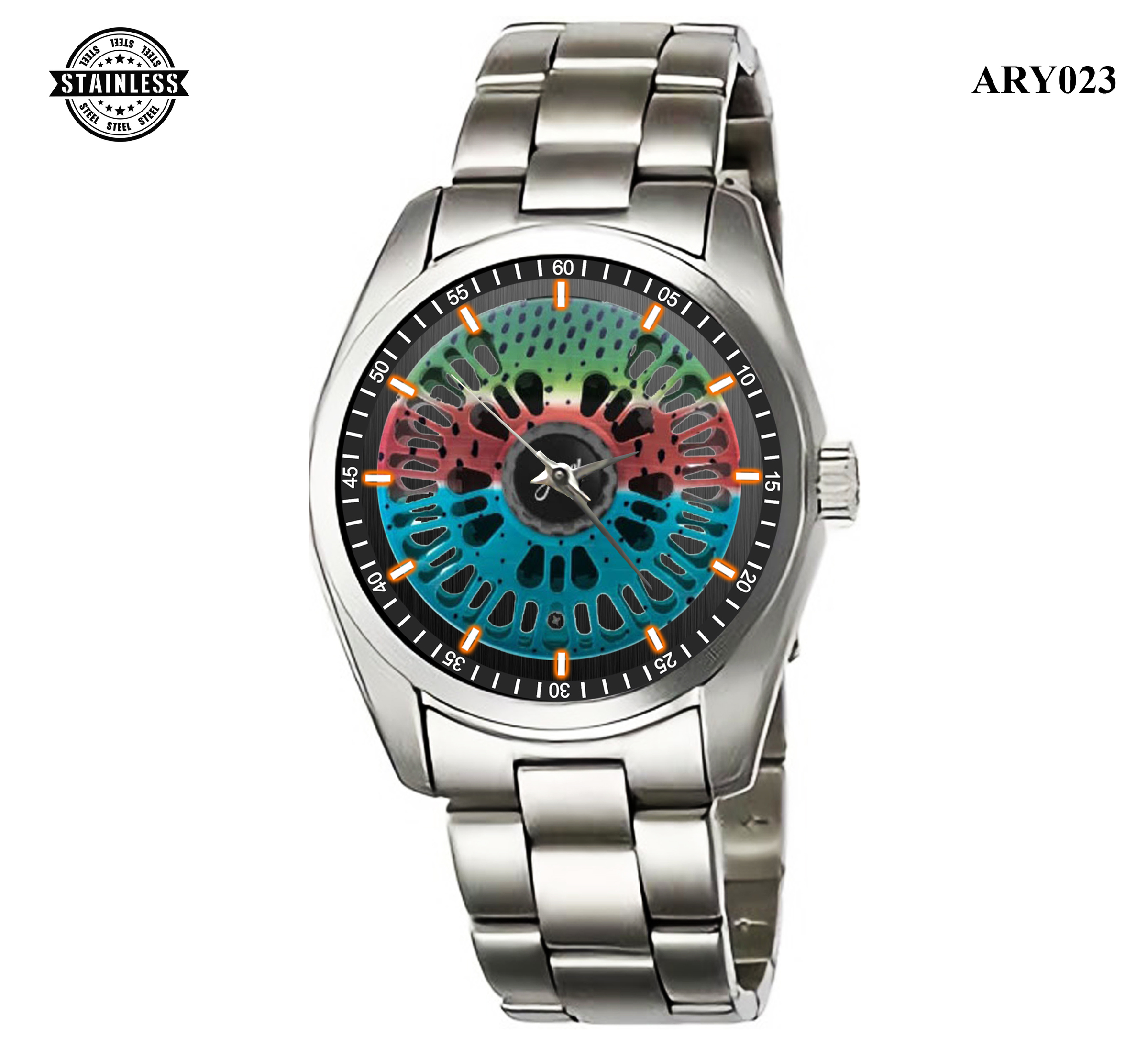 ARY023_1.Limited edition_Abel Super 5 Reel_Sport Metal Watches.jpg