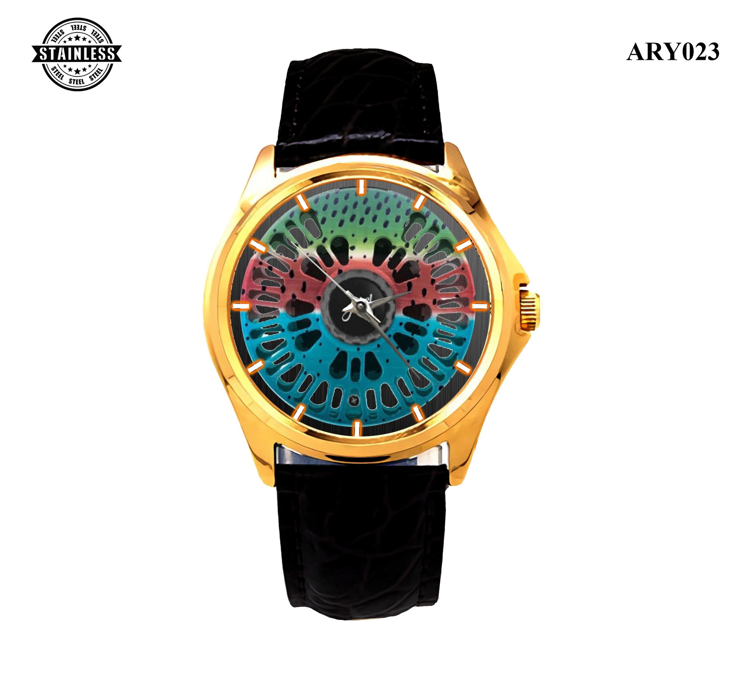 ARY023_2.Limited edition_Abel Super 5 Reel_Sport Metal Watches.jpg