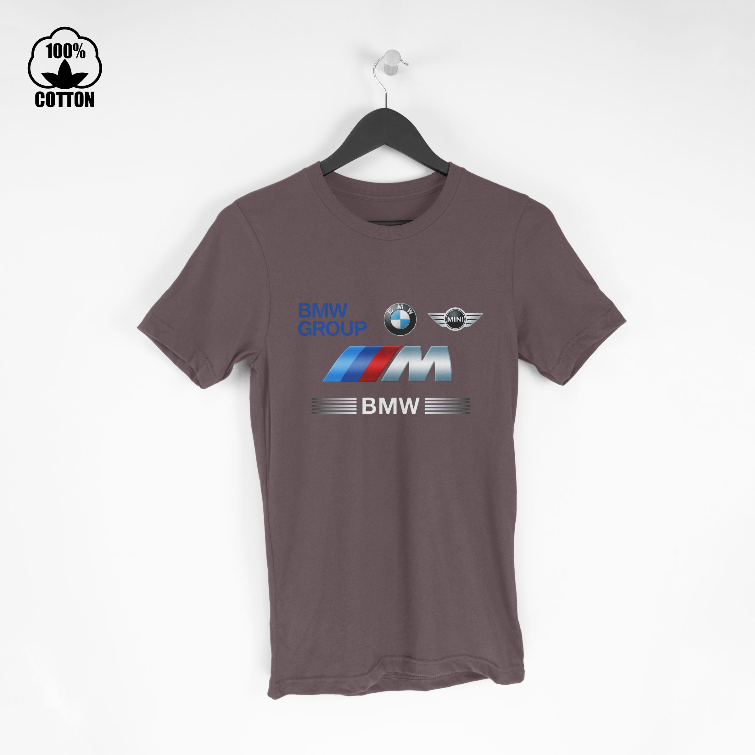 Bmw Grup, Bmw Logo, Bmw Mini, Bmw M3 Men's T-Shirt Tee Black Short Sleeve b.jpg
