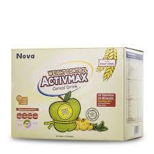 ACTIVMAX WEIGHT CONTROL CEREAL DRINK (45GM X 15 SACHETS).jpg