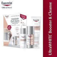 EUCERIN ULTRAWHITE BOOSTER & CLEANSER SET.jpg