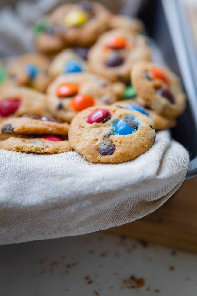 Ainul Cookies & Co | Featured Flavours - M&M Cookies