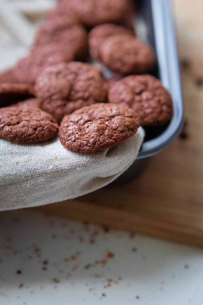 Ainul Cookies & Co | Featured Flavours - Nutella Cookies