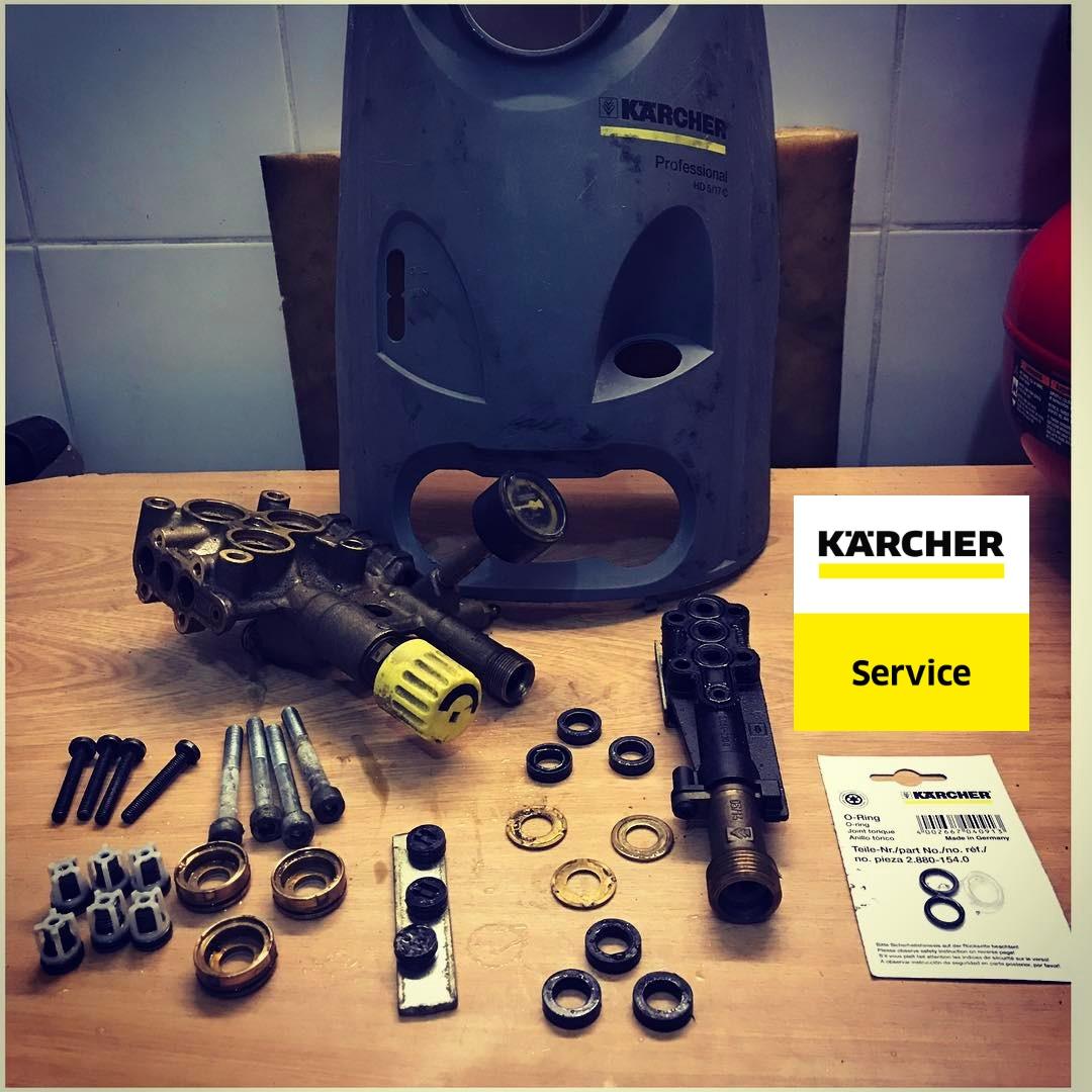 德國凱馳|崧象Karcher-Store|高壓清洗機|洗地機|工業用吸塵器|太陽能模組清洗設備|洗車設備|園藝澆花水管 - 產品維修主任|聖偉