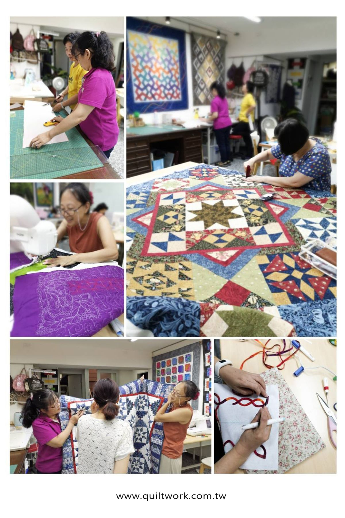 Quilting Gathering,Happy Gathering!