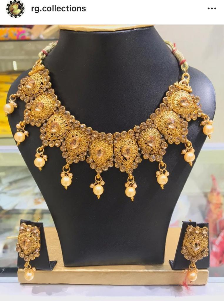 RG Collections |  - NECKLACE
