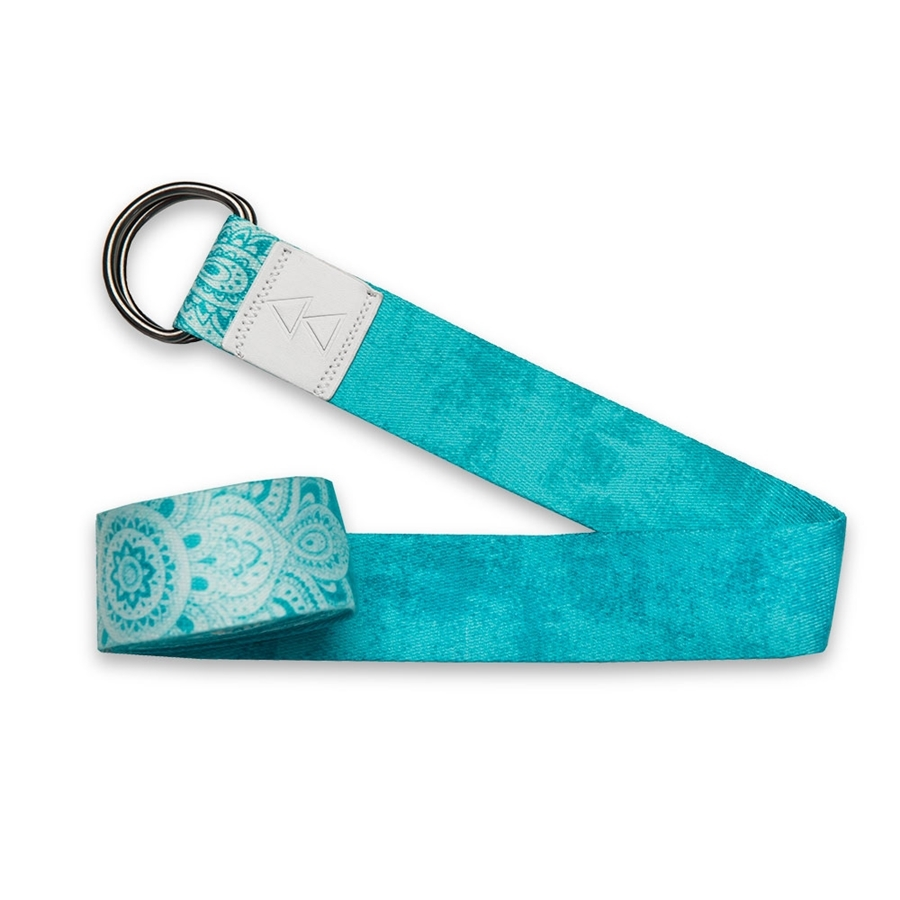 YDL_Mandala Turquoise_STRAP_with shadow_rolled up_high res.jpg