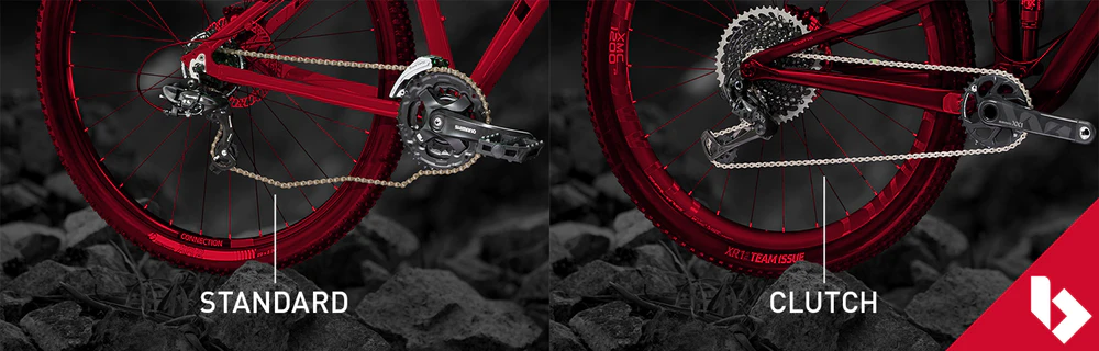 Mountain bike clutch derailleur explained bikeexchange blog