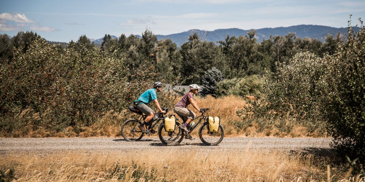How to Plan a Bikepacking Route
