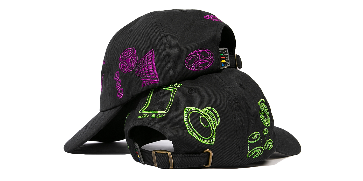 PRETTYNICE LTD. | Stereo Systems Cap
