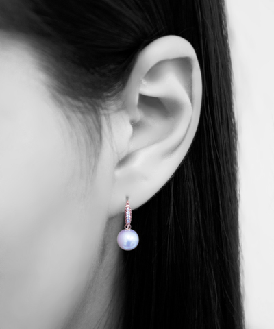 i Like Pearl Diamond Earring with Model 2.jpg