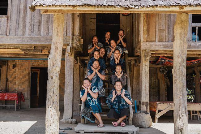 【 Y O U N G A 洋 嘎 】天然染織居家生活品牌 | Y O U N G A - 永 續 聚 落Sustainable Community