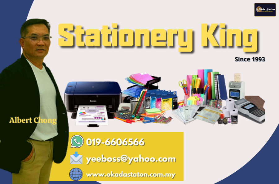 OKADA STATION OFFICE SUPPLY   Call Me Now For Tendering Quotation