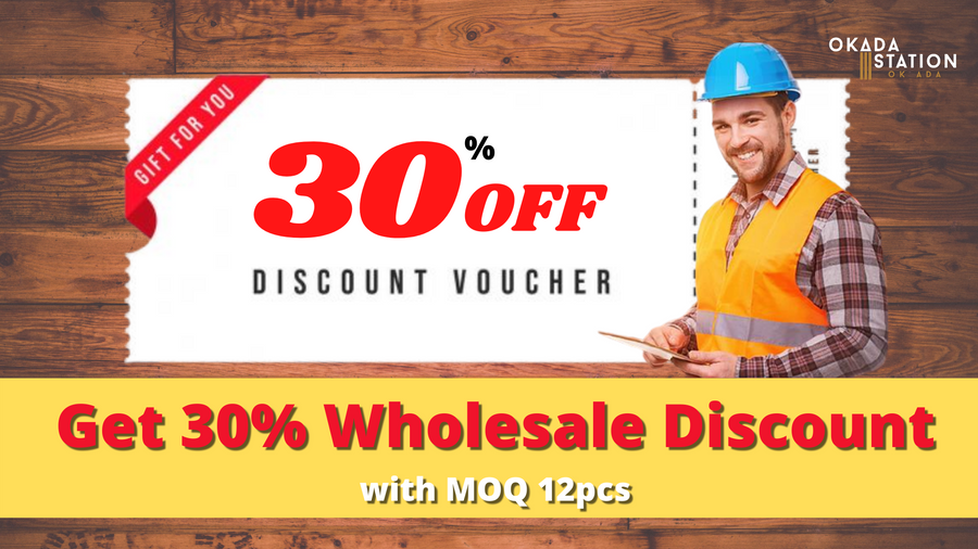 OKADA STATION OFFICE SUPPLY   30% Discount For All Stationery